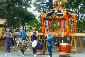 青木神社例大祭4