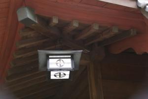 青木神社の神紋
