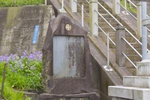 青木神社ご由緒と春の花