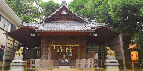 青木神社 (大船・笠間鎮守)